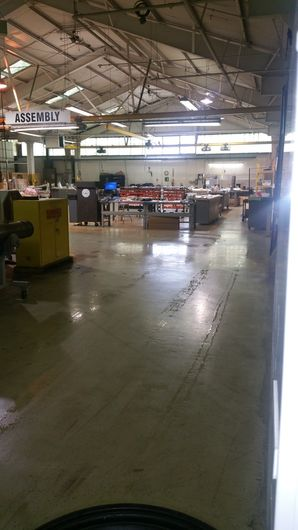 Commercial Floor Cleaning in Edgewater, OH (2)
