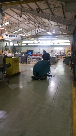 Commercial Floor Cleaning in Edgewater, OH (1)